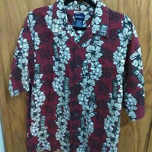 Hawaiian Puritan shirt (A-4)